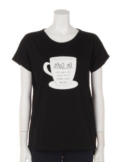 コーヒーカップTシャツ