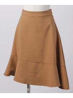 ヘムラインフレアスカート