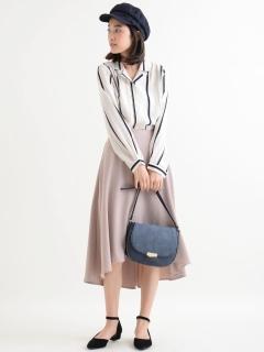 ヘムラインロングスカート