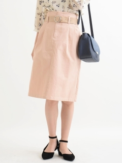 ベルトセットスカート