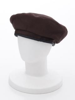 かっちりベレー帽