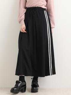 スポーティーロングスカート