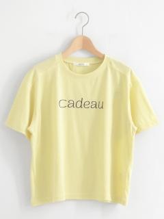 カラーロゴTシャツ