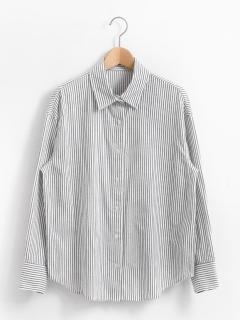 キモウコットンビッグシャツ