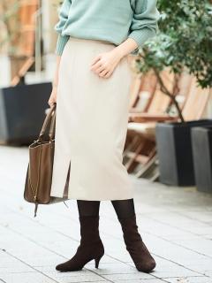 ウールライクイージータイトスカート