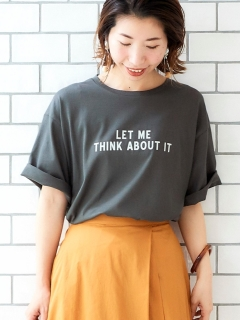 マルチエフェクトプリントオーバーTシャツ