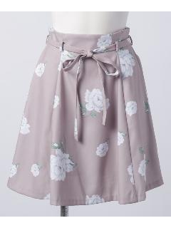 パンツタイプ裏地付きスカート