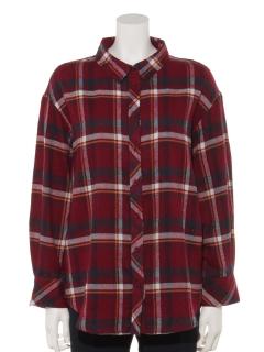チェック3WAYシャツ