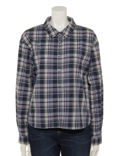 マドラスチェックシャツ