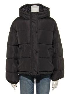 フード中綿ジャケット