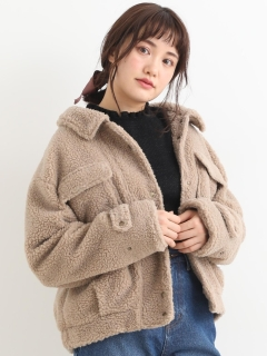 フワモコジャケット