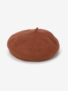 ベーシックベレー帽