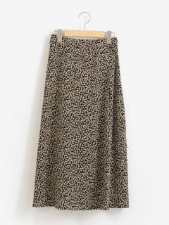 サイドボタンスカート