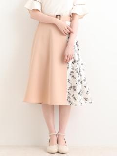 キリカエフラワースカート
