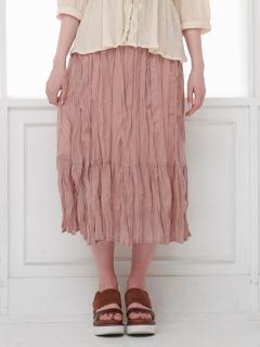 裾キリカエワッシャースカート