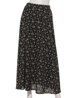 アソート花柄ロングスカート