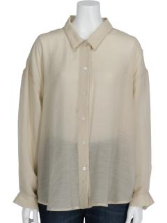 シースルーユルシャツ