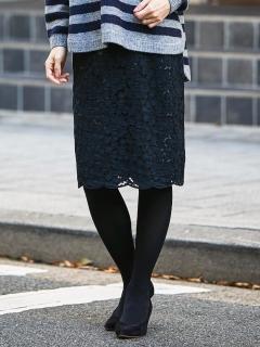 フルールレースタイトスカート
