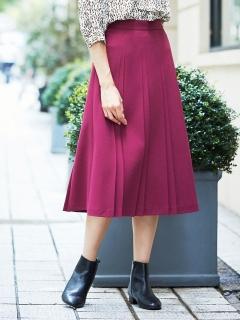 【DoNeeyu】ダブルサイドプリーツスカート