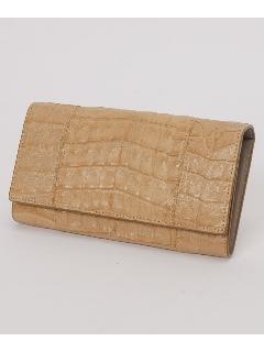 ヘンローン社クロコ 長財布