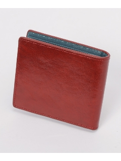 オイル加工 折財布