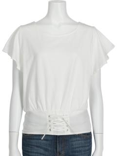 コルセットコンビTシャツ
