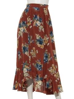 Oモネブーケスカート