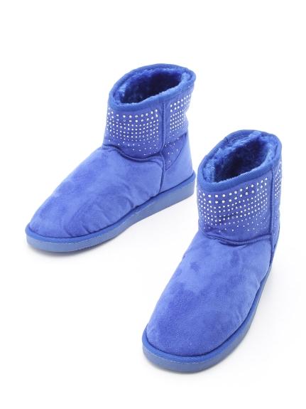 neue Marche (ノイエマルシェ) ブーツ ブルー