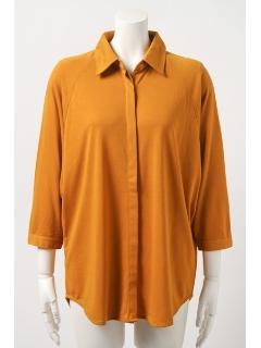 きれいで着やすいとろみシャツ