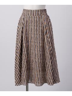 ナミナミストライプスカート