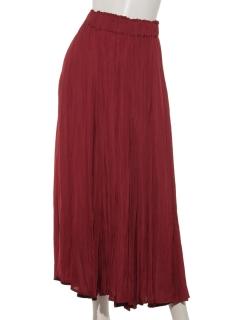 aureaボリュームフレアスカート