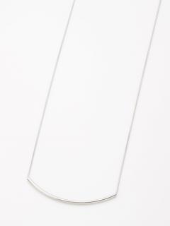 aureaメタルチューブネックレス