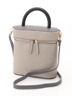 筒状ハンドバッグ