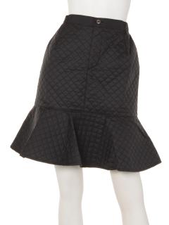 【Arielme】AMマーメイドシルエットキルティングスカート