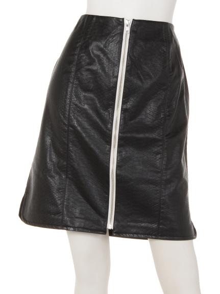 74%OFF MALIANI (マリアーニ) 【Arielme】AMタイトスカート ブラック