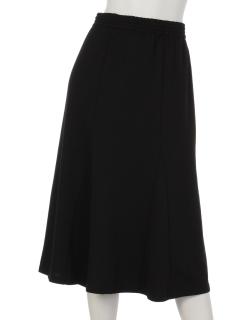 【Ange dodu】ミニ裏毛スッキリ見せマーメードスカート