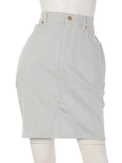 【arielme】綺麗めニットデニムスカート