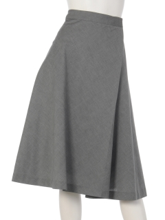 【MALIANIPink】ビューティフルラインのフレアースカート