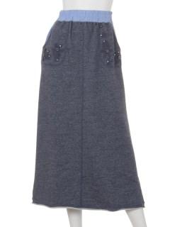 セレカジロングスカート