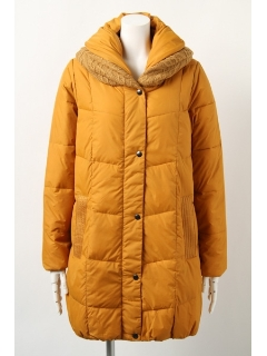 【Owlspale】 二枚襟コート
