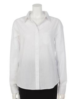 抜き襟シャツ