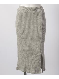 スリットタイトスカート