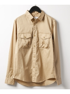 ・100双ダブルポケットシャツ
