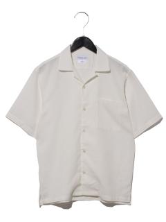 71225453パナマオリオープンカラーシャツ