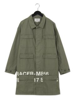 リメイクロングFジャケット