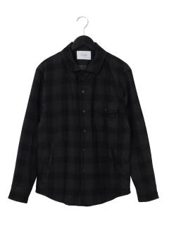 CPOキルティングシャツ