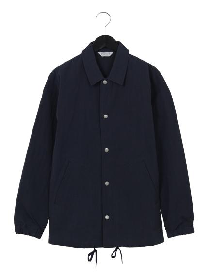 CIAOPANIC (チャオパニック) ワークシャツコーチJKT ネイビ-
