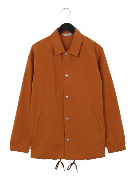 CIAOPANIC (チャオパニック) ワークシャツコーチJKT オレンジ