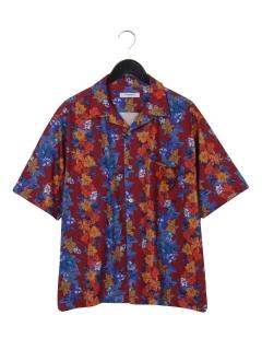 アロハ柄シャツ