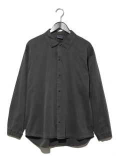 顔料染メムジシャツ